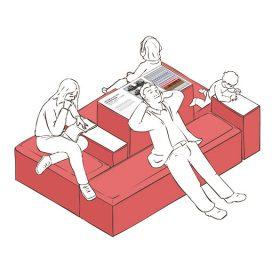 Familienspur und Meetingpoints